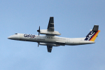 CL&CLさんが、奄美空港で撮影した日本エアコミューター DHC-8-402Q Dash 8の航空フォト(写真)