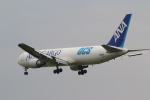 airdrugさんが、成田国際空港で撮影した全日空 767-381F/ERの航空フォト(写真)