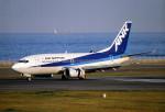 動物村猫君さんが、大分空港で撮影したエアーニッポン 737-5L9の航空フォト(写真)