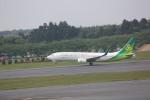 meijeanさんが、成田国際空港で撮影した春秋航空日本 737-86Nの航空フォト(写真)