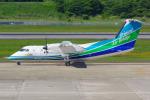 PASSENGERさんが、長崎空港で撮影したオリエンタルエアブリッジ DHC-8-201Q Dash 8の航空フォト(写真)