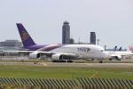 パピヨンさんが、成田国際空港で撮影したタイ国際航空 A380-841の航空フォト(写真)