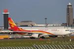 パピヨンさんが、成田国際空港で撮影した香港航空 A330-343Xの航空フォト(写真)