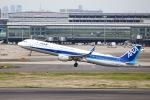 ぽん太さんが、羽田空港で撮影した全日空 A321-211の航空フォト(写真)