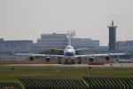 saku39さんが、成田国際空港で撮影した日本貨物航空 747-4KZF/SCDの航空フォト(写真)