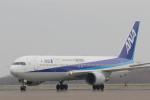sakanayahiroさんが、釧路空港で撮影した全日空 767-381の航空フォト(写真)