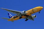 Espace77さんが、羽田空港で撮影した全日空 777-281/ERの航空フォト(写真)