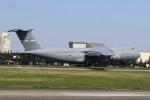 F-4さんが、横田基地で撮影したアメリカ空軍 C-5M Super Galaxyの航空フォト(写真)