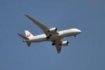 sonnyさんが、成田国際空港で撮影した日本航空 787-8 Dreamlinerの航空フォト(写真)