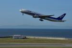simokさんが、神戸空港で撮影した全日空 777-281の航空フォト(写真)