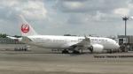 誘喜さんが、成田国際空港で撮影した日本航空 787-8 Dreamlinerの航空フォト(写真)