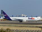 Snow manさんが、成田国際空港で撮影したフェデックス・エクスプレス 767-3S2F/ERの航空フォト(写真)