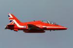りんたろうさんが、珠海金湾空港で撮影したイギリス空軍 BAe Hawk T1Aの航空フォト(写真)
