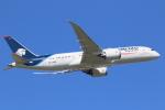 せぷてんばーさんが、成田国際空港で撮影したアエロメヒコ航空 787-8 Dreamlinerの航空フォト(写真)