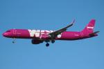 KAZ_YYZさんが、トロント・ピアソン国際空港で撮影したWOWエア A321-211の航空フォト(写真)