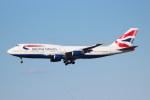 KAZ_YYZさんが、トロント・ピアソン国際空港で撮影したブリティッシュ・エアウェイズ 747-436の航空フォト(写真)