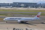 meijeanさんが、羽田空港で撮影した日本航空 767-346/ERの航空フォト(写真)