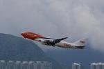 kikiさんが、香港国際空港で撮影したTNT航空 747-4HAF/ER/SCDの航空フォト(写真)