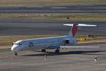 hiko_chunenさんが、羽田空港で撮影した日本航空 MD-81 (DC-9-81)の航空フォト(写真)