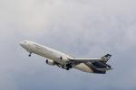 kikiさんが、香港国際空港で撮影したUPS航空 MD-11Fの航空フォト(写真)