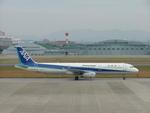 はみんぐばーどさんが、名古屋飛行場で撮影した全日空 A321-131の航空フォト(写真)