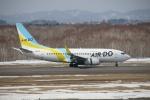 wingace752さんが、釧路空港で撮影したAIR DO 737-781の航空フォト(写真)