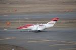 wingace752さんが、新千歳空港で撮影したホンダ・エアクラフト・カンパニー HA-420の航空フォト(写真)