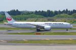 PASSENGERさんが、成田国際空港で撮影した日本航空 787-9の航空フォト(写真)