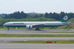 PASSENGERさんが、成田国際空港で撮影したエバー航空 777-35E/ERの航空フォト(写真)