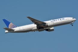 kansai-spotterさんが、フランクフルト国際空港で撮影したユナイテッド航空 777-222/ERの航空フォト(写真)