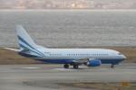 SFJ_capさんが、関西国際空港で撮影したラスベガス サンズ 737-3L9の航空フォト(写真)