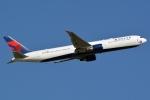 kansai-spotterさんが、フランクフルト国際空港で撮影したデルタ航空 767-432/ERの航空フォト(写真)
