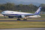 Tomo-Papaさんが、高松空港で撮影した全日空 777-281の航空フォト(写真)