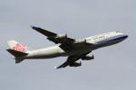 on-chanさんが、成田国際空港で撮影したチャイナエアライン 747-409の航空フォト(写真)