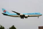 on-chanさんが、成田国際空港で撮影した大韓航空 747-8B5F/SCDの航空フォト(写真)