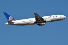 kansai-spotterさんが、フランクフルト国際空港で撮影したユナイテッド航空 777-222の航空フォト(写真)