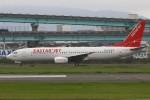 masa707さんが、福岡空港で撮影したイースター航空 737-883の航空フォト(写真)