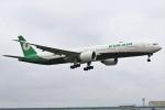 masa707さんが、福岡空港で撮影したエバー航空 777-35E/ERの航空フォト(写真)