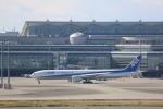 meijeanさんが、羽田空港で撮影した全日空 777-381/ERの航空フォト(写真)