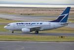 Willieさんが、バンクーバー国際空港で撮影したウェストジェット 737-6CTの航空フォト(写真)