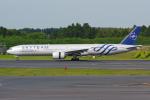 PASSENGERさんが、成田国際空港で撮影したエールフランス航空 777-328/ERの航空フォト(写真)