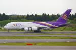 PASSENGERさんが、成田国際空港で撮影したタイ国際航空 A380-841の航空フォト(写真)