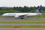 PASSENGERさんが、成田国際空港で撮影したユナイテッド航空 777-222/ERの航空フォト(写真)