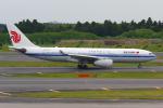 PASSENGERさんが、成田国際空港で撮影した中国国際航空 A330-243の航空フォト(写真)