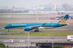 sumiさんが、羽田空港で撮影したベトナム航空 A350-941XWBの航空フォト(写真)