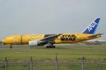 青路村さんが、伊丹空港で撮影した全日空 777-281/ERの航空フォト(写真)