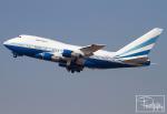 dave_0402さんが、香港国際空港で撮影したラスベガス サンズ 747SP-31の航空フォト(写真)