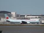 職業旅人さんが、サンフランシスコ国際空港で撮影したエア・カナダ 767-375/ERの航空フォト(写真)