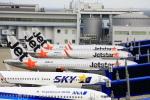 きったんさんが、中部国際空港で撮影したジェットスター・ジャパン A320-232の航空フォト(写真)