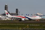 MOHICANさんが、成田国際空港で撮影したマレーシア航空 A330-323Xの航空フォト(写真)